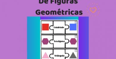 Rompecabezas de Figuras Geométricas pdf